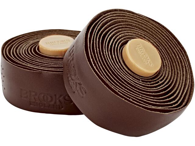 Brooks Leather Tape - Ruban de cintre - marron